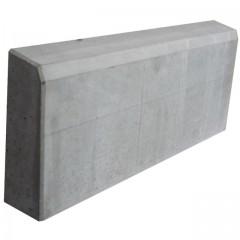 Бордюрный камень садовый 500*200*65