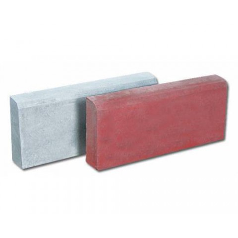 Бордюрный камень садовый 500*200*80